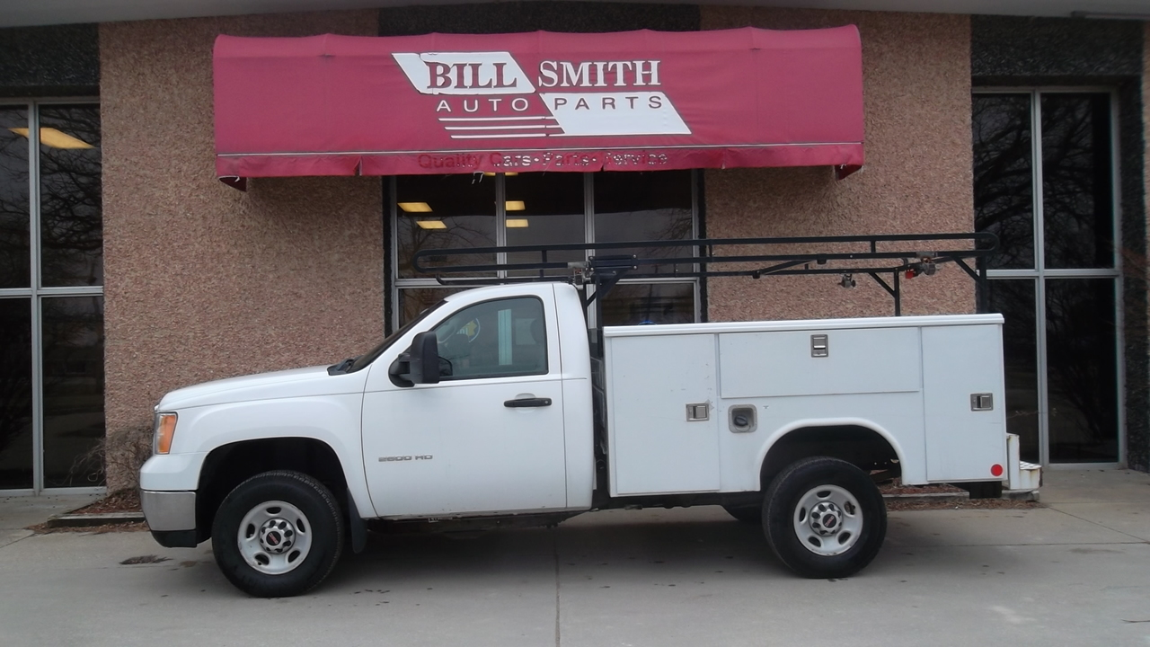 2010 GMC Sierra 2500HD Work Truck  - 205051  - Bill Smith Auto Parts