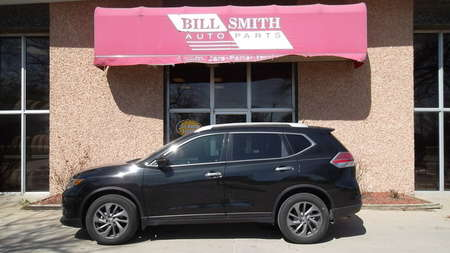2016 Nissan Rogue SL for Sale  - 200835  - Bill Smith Auto Parts