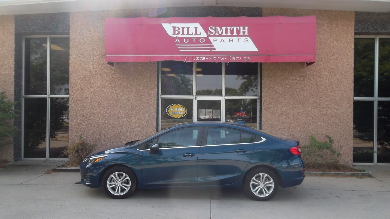 2019 Chevrolet Cruze LT  - 204396  - Bill Smith Auto Parts
