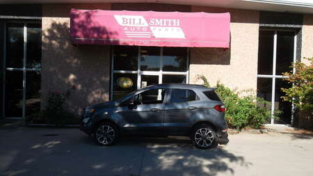 2020 Ford EcoSport SES for Sale  - 206211  - Bill Smith Auto Parts