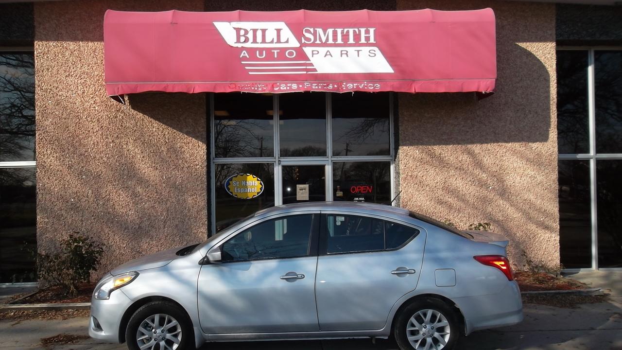 2017 Nissan VERSA SEDAN  - Bill Smith Auto Parts