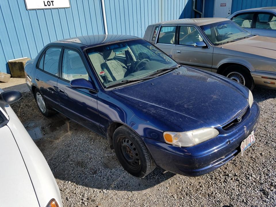 Toyota Danville Il >> 1998 Toyota Corolla - Stock # 200778 - Danville, IL