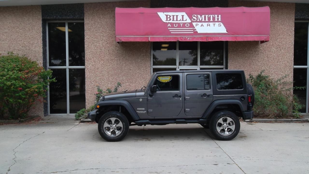 2017 Jeep Wrangler  - Bill Smith Auto Parts