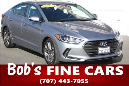 2017 Hyundai Elantra Limited for Sale  - 5301  - Bob's Fine Cars