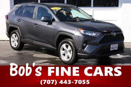 2020 Toyota RAV-4 XLE for Sale  - 5552  - Bob's Fine Cars