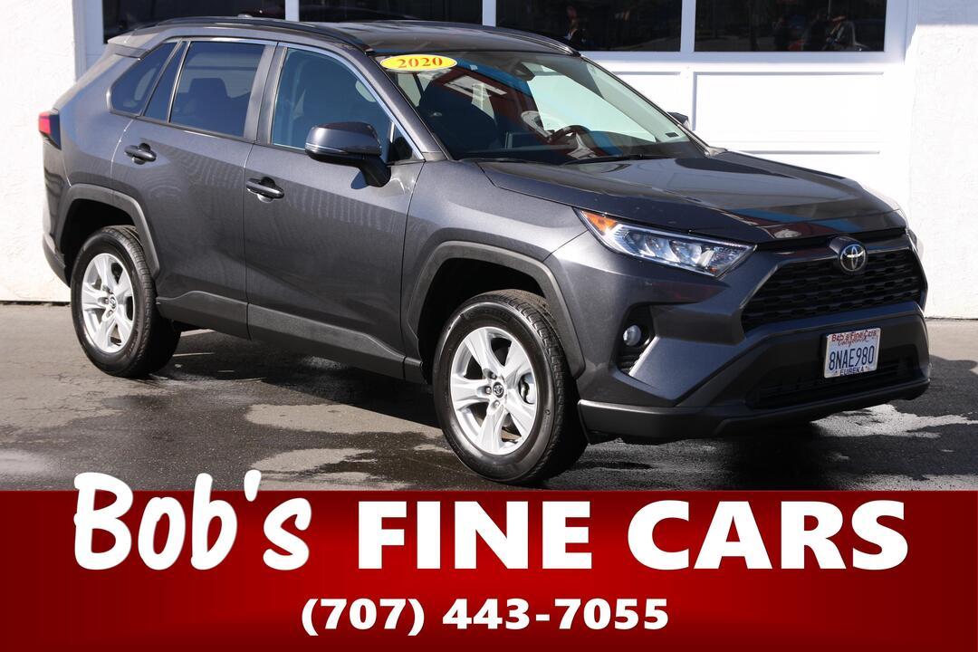 2020 Toyota RAV-4  - Bob's Fine Cars