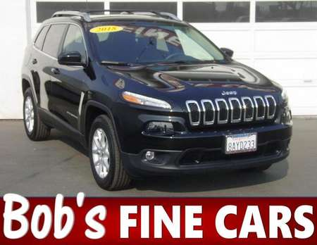 2018 Jeep Cherokee Latitude Plus for Sale  - 5148  - Bob's Fine Cars