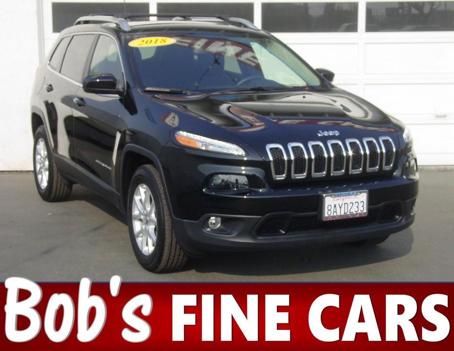 2018 Jeep Cherokee Laude Plus
