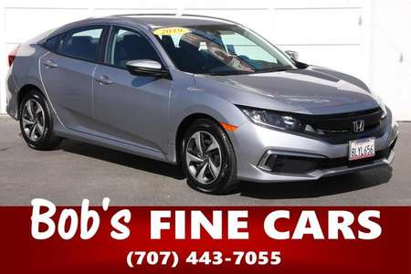 2019 Honda Civic Sedan LX for Sale  - 5480  - Bob's Fine Cars