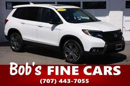 2020 Honda Passport EX-L for Sale  - 5493  - Bob's Fine Cars
