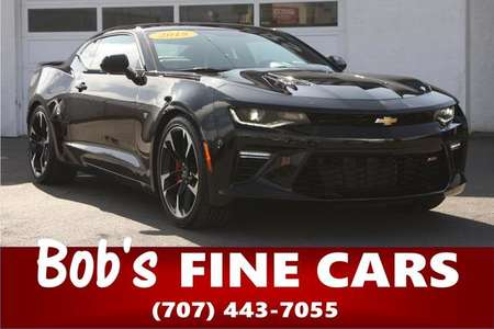 2018 Chevrolet Camaro 2SS for Sale  - 5348  - Bob's Fine Cars