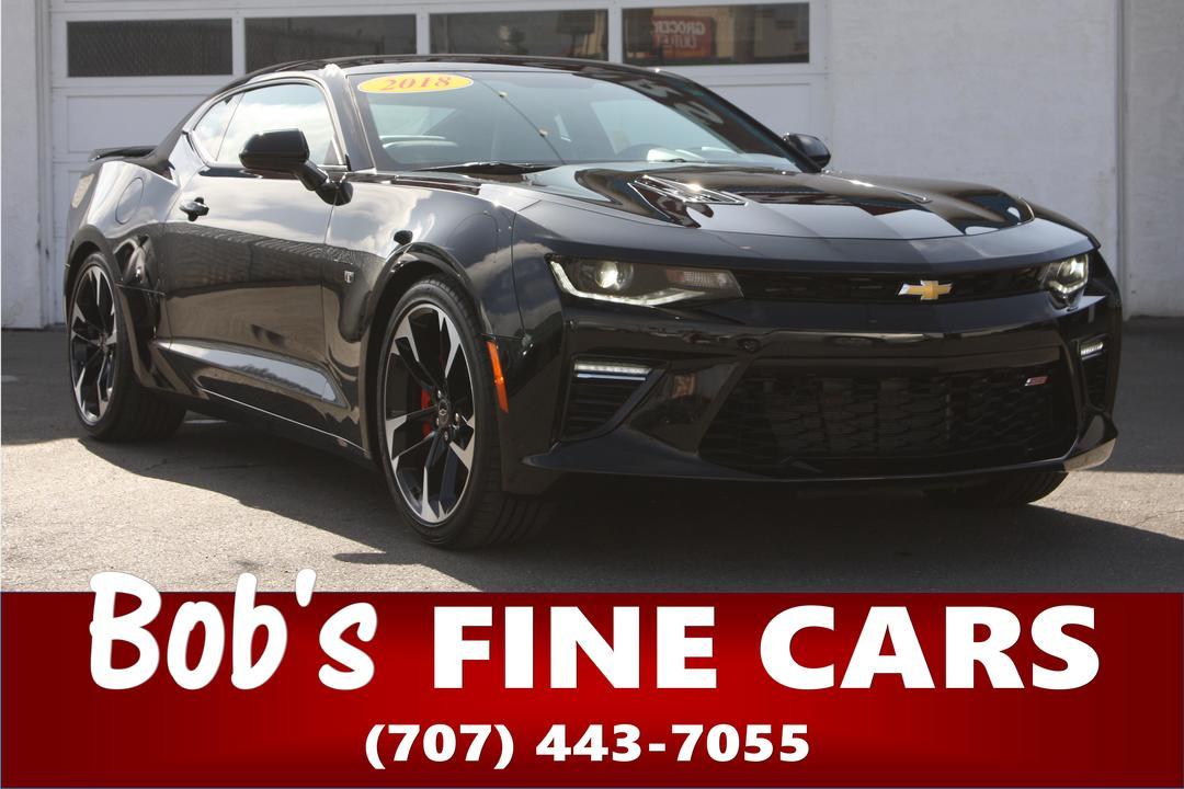 2018 Chevrolet Camaro  - Bob's Fine Cars