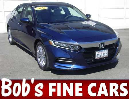 2018 Honda Accord Sedan LX for Sale  - 5115  - Bob's Fine Cars