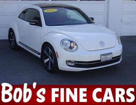 2012 Volkswagen Beetle 2.0T Turbo w/Sun/Sound PZEV for Sale  - 5114  - Bob's Fine Cars
