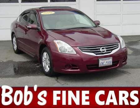 2010 Nissan Altima 2.5 S for Sale  - 5110  - Bob's Fine Cars