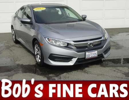 2017 Honda Civic Sedan LX for Sale  - 5100  - Bob's Fine Cars