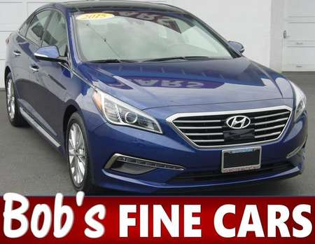 2015 Hyundai Sonata 2.4L Limited for Sale  - 4964  - Bob's Fine Cars