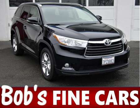 2016 Toyota Highlander Limited for Sale  - 5059  - Bob's Fine Cars