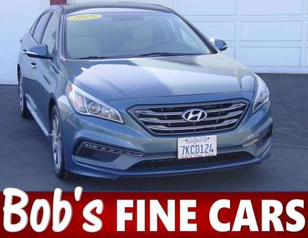 2015 Hyundai Sonata 2.4L Sport for Sale  - 4976  - Bob's Fine Cars