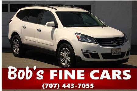2015 Chevrolet Traverse LT for Sale  - 5277  - Bob's Fine Cars