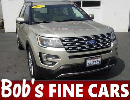 2017 Ford Explorer Limited for Sale  - 4864  - Bob's Fine Cars