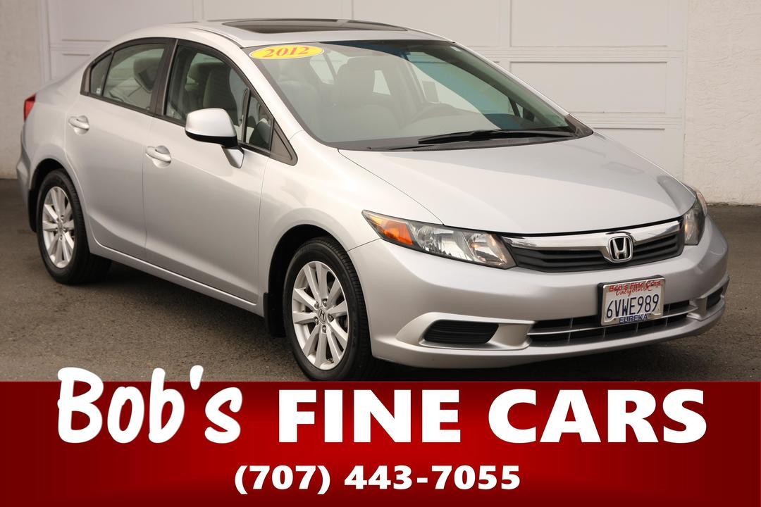 2012 Honda Civic  - Bob's Fine Cars