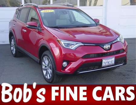 2017 Toyota Rav4 Limited for Sale  - 5193  - Bob's Fine Cars