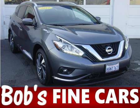 2017 Nissan Murano Platinum for Sale  - 5191  - Bob's Fine Cars