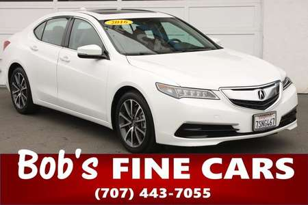 2016 Acura TLX V6 Tech for Sale  - 5306  - Bob's Fine Cars
