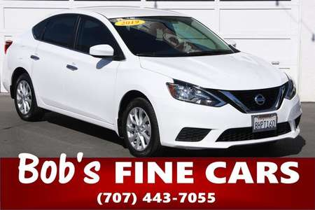 2019 Nissan Sentra SV for Sale  - 5318  - Bob's Fine Cars