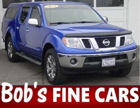 2014 Nissan Frontier SL for Sale  - 5158  - Bob's Fine Cars
