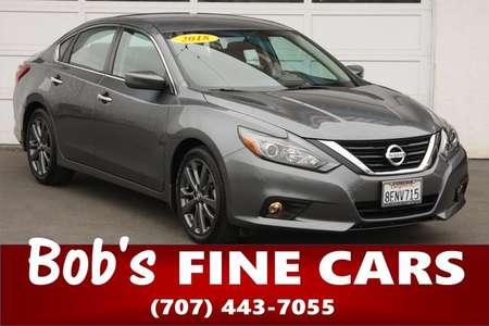 2018 Nissan Altima 2.5 SR for Sale  - 5333  - Bob's Fine Cars