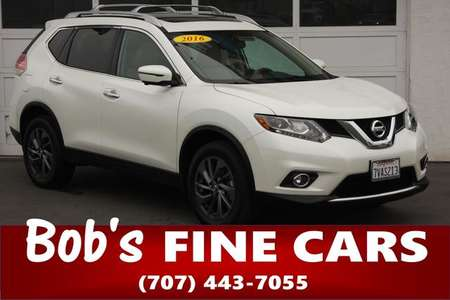 2016 Nissan Rogue SL for Sale  - 5335  - Bob's Fine Cars