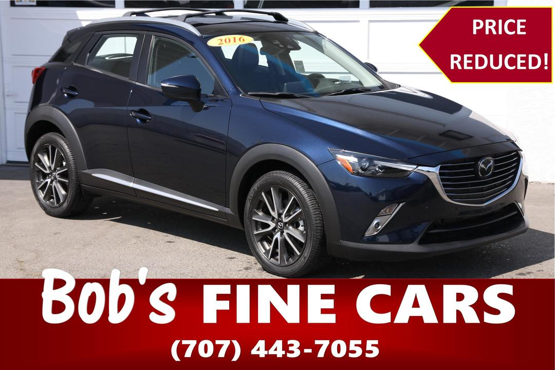 2016 Mazda CX-3 Grand Touring  - 5098  - Bob's Fine Cars