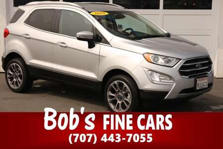 2020 Ford EcoSport Titanium for Sale  - 5516  - Bob's Fine Cars
