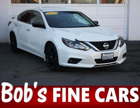 2017 Nissan Altima 2.5 SR for Sale  - 5231  - Bob's Fine Cars