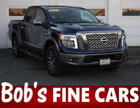 2017 Nissan Titan Platinum Reserve for Sale  - 5230  - Bob's Fine Cars