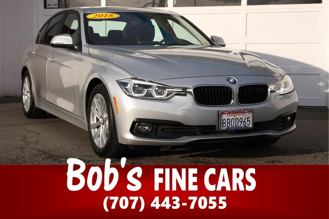 2018 BMW 3 Series  - Bob's Fine Cars