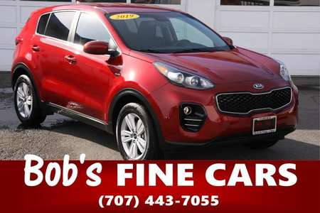 2019 Kia Sportage LX for Sale  - 5435  - Bob's Fine Cars