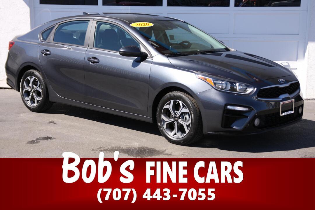 2020 Kia FORTE LXS  - 5523  - Bob's Fine Cars
