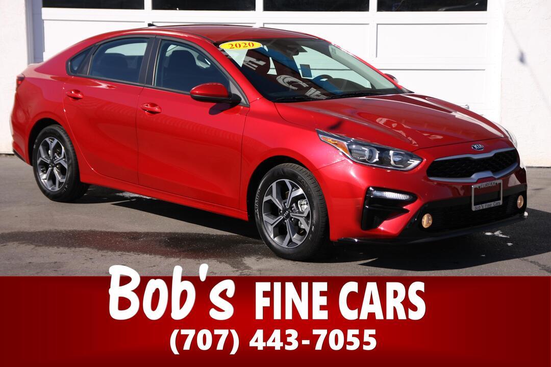 2020 Kia FORTE  - Bob's Fine Cars