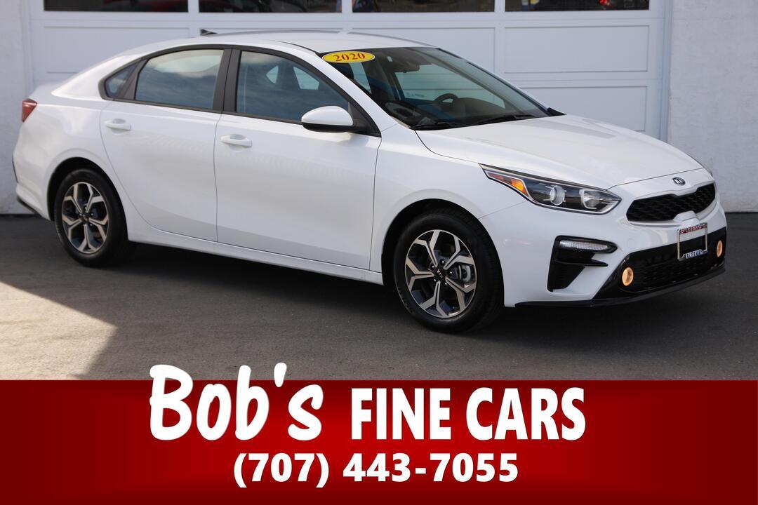 2020 Kia FORTE LXS  - 5529  - Bob's Fine Cars