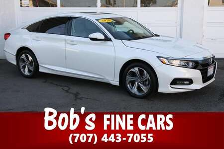 2020 Honda Accord Sedan EX-L for Sale  - 5544  - Bob's Fine Cars