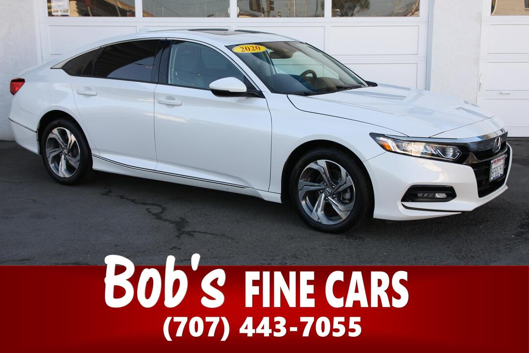 2020 Honda Accord Sedan EX-L  - 5544  - Bob's Fine Cars