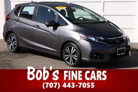 2019 Honda Fit EX for Sale  - 5547  - Bob's Fine Cars