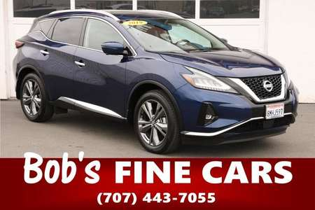 2019 Nissan Murano Platinum for Sale  - 5460  - Bob's Fine Cars