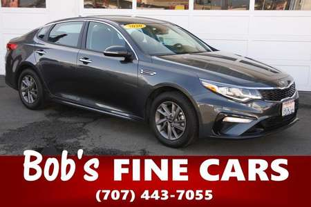 2020 Kia Optima LX for Sale  - 5510  - Bob's Fine Cars