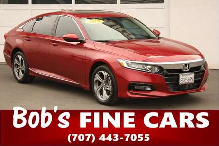 2018 Honda Accord Sedan EX-L 1.5T for Sale  - 5283  - Bob's Fine Cars