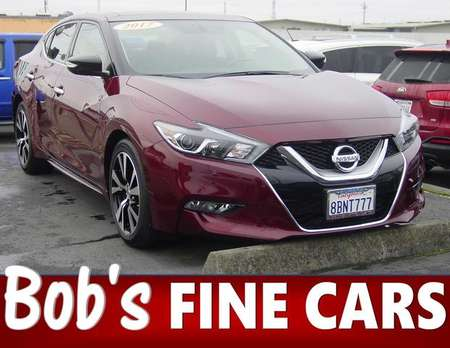 2017 Nissan Maxima SL for Sale  - 5212  - Bob's Fine Cars