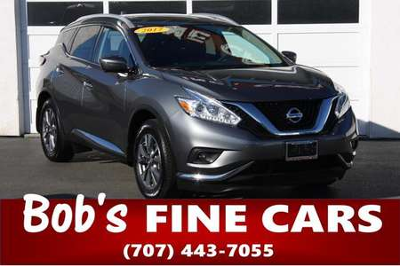 2017 Nissan Murano SL All Wheel Drive for Sale  - 5249  - Bob's Fine Cars